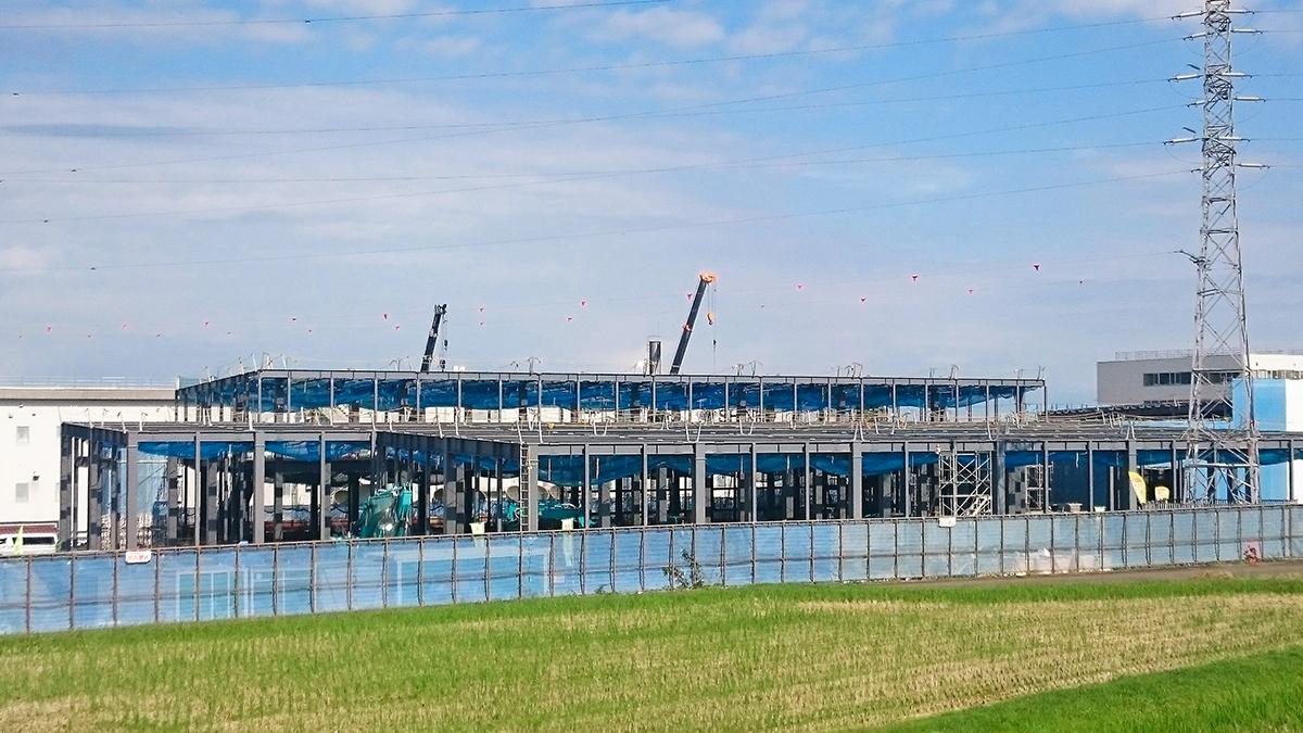 新光電気工業㈱ 新井工場