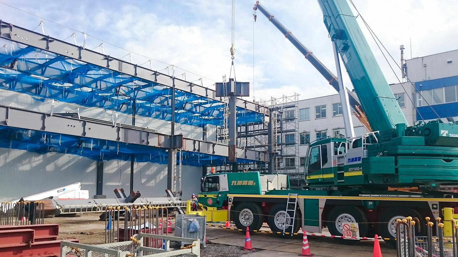 オートリブ日信ブレーキシステムジャパン㈱ 上田工場