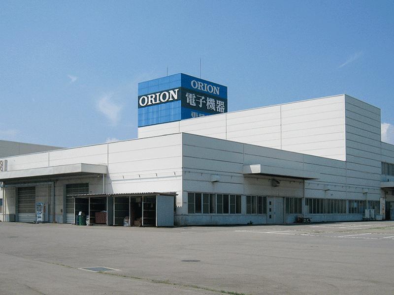 オリオン機械更埴工場