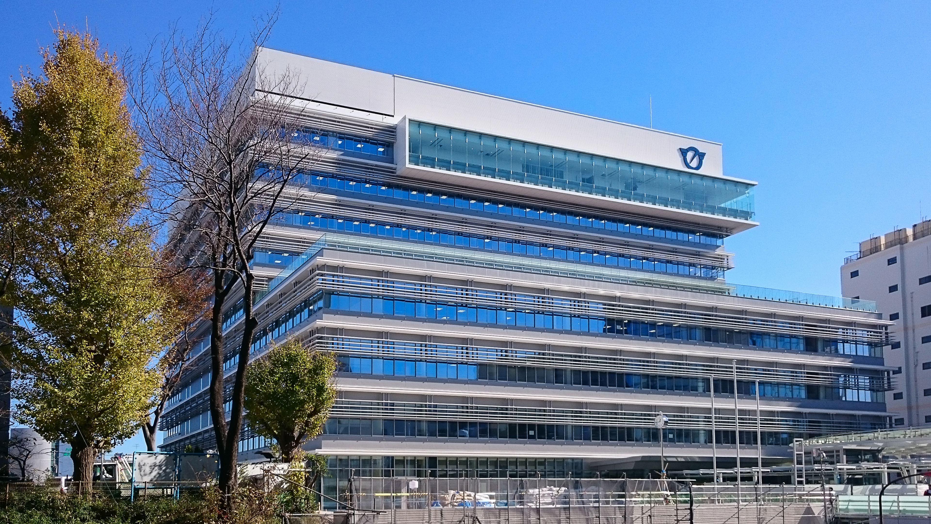 藤沢市新庁舎